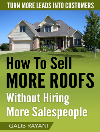 Video: How to Sell More Roofs